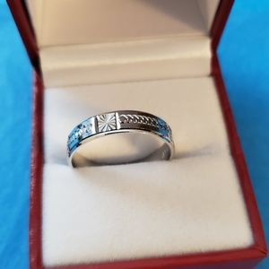 """Mens or Women 925 Silver ring """"NEW"""""""